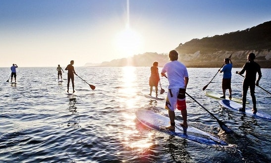 Paddleboard Rental & Lessons In Saint Albans City, Vermont