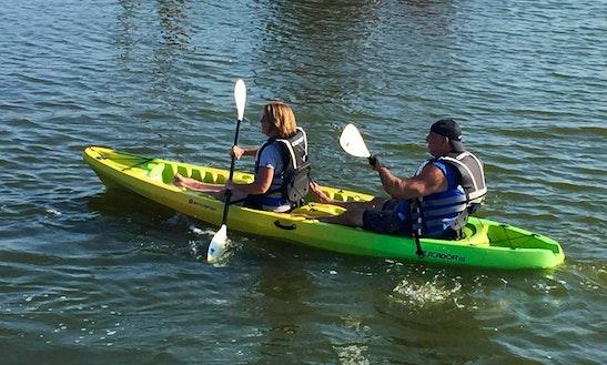 Tandem Kayak Rental In Westhampton Beach