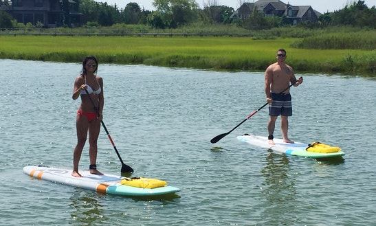 Stand Up Paddleboard Rental In Westhampton Beach