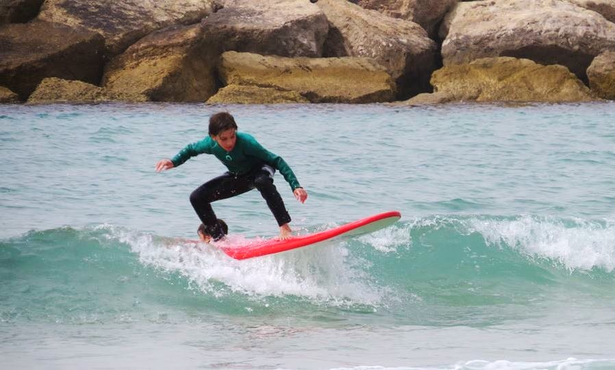 Surfing Lessons in Tel Aviv-Yafo