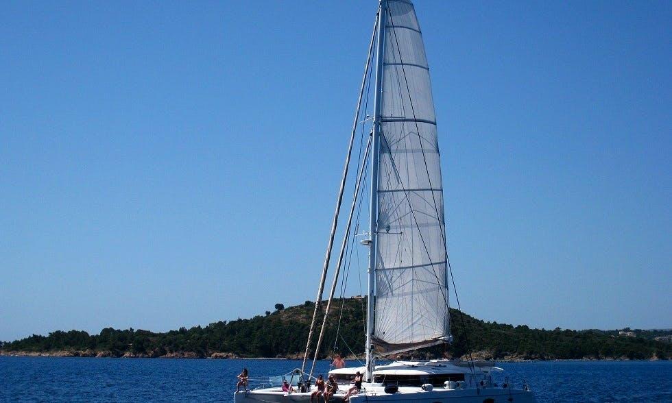 Cruising Catamaran GALATHEA 65 rental in Sanya