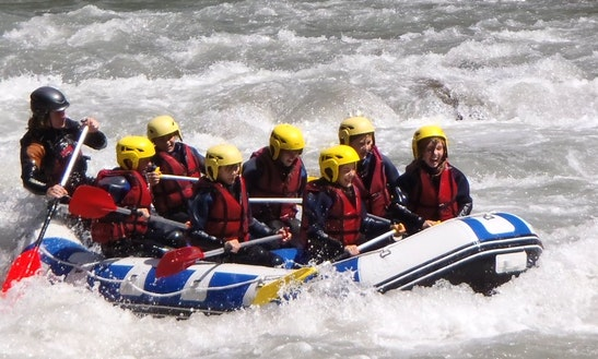 Eco Rafting Hire In Samoëns