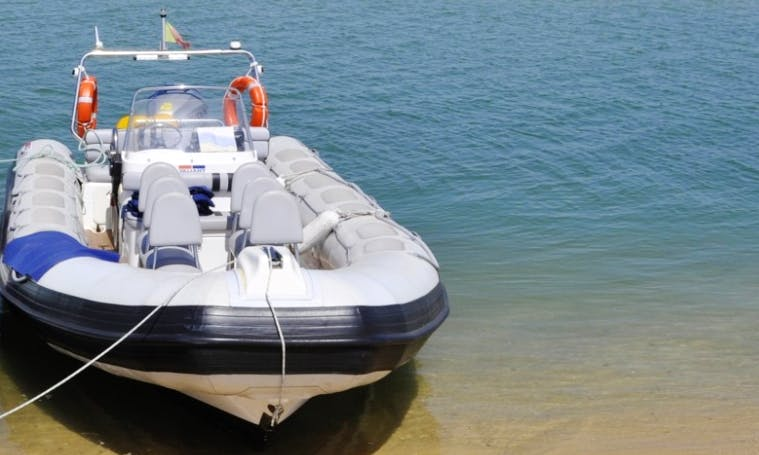 RIB Boat Rental in the Algarve