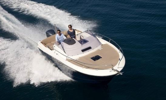 Cap Camarat 8.5 Wa Boat Hire In Marseille