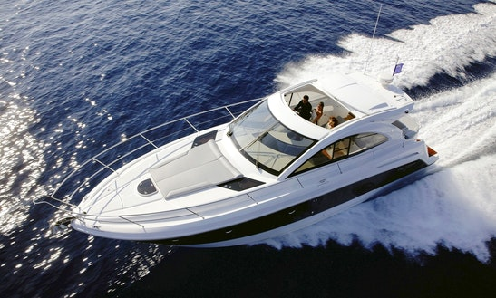 Gran Turismo 44 Yacht Charter In Marseille