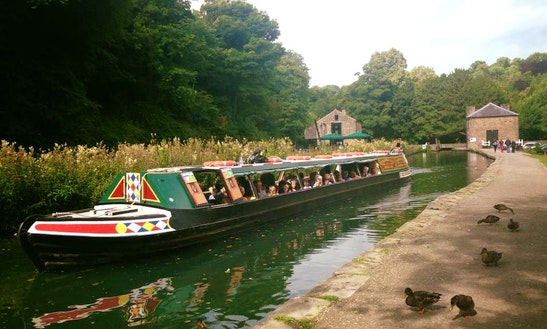 Captained Charter Boat In Cromford