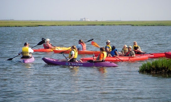 Double Kayak Rental In Little Egg Harbor Township