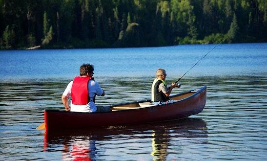 Canoe Rental In Piedmont