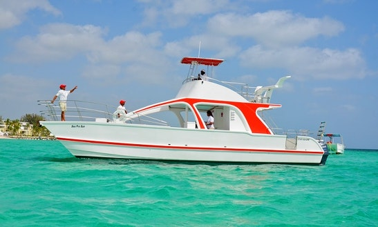 Private Catamaran Charter In Punta Cana, Dominican Republic