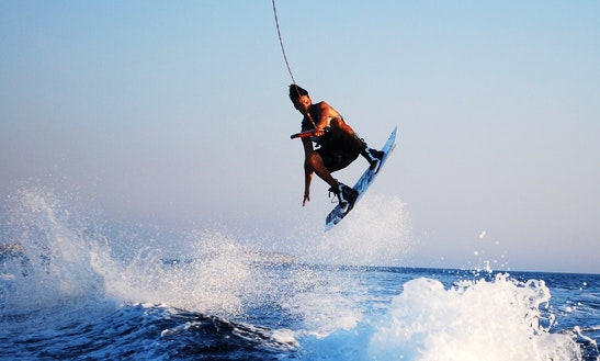 Wakeboarding Hire & Lesson In Paros