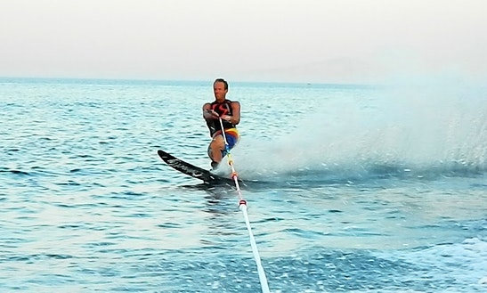 Water Skiing Hire & Lesson In Paros