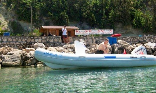 Boat Diving Courses And Trips In İzmir