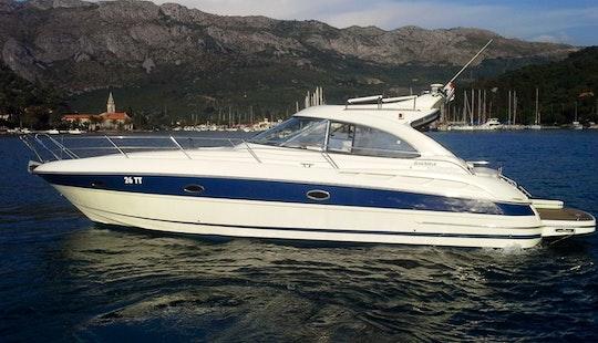 Motor Yacht Charter On Bavaria Sport 38 Ht In Dubrovnik