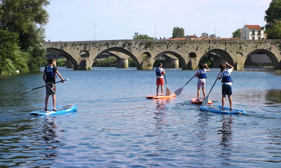 Paddleboard Hire in Béziers