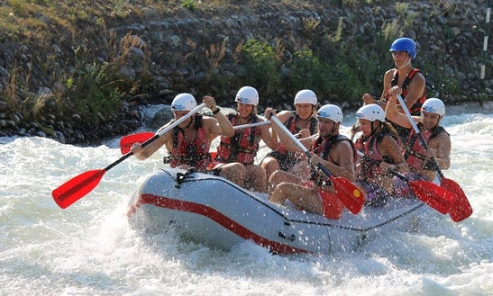 Rafting Trips In Cunovo