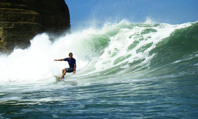 Daily Surfing in Pärnu