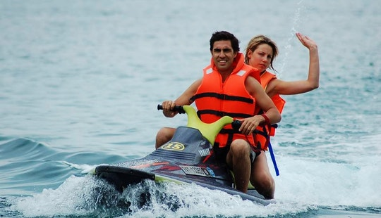 Jet Ski Tours In Vietnam