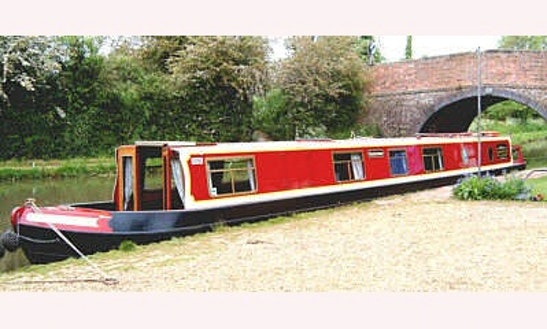 65' Canal Boat