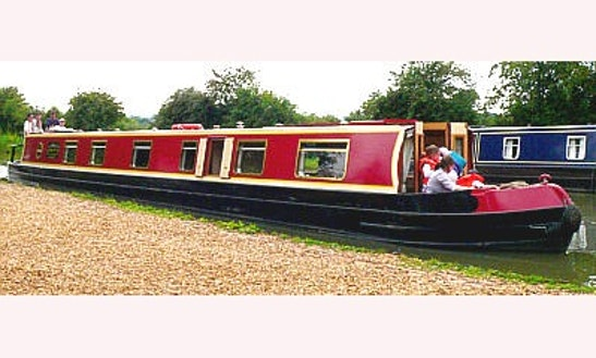 69' Four Berth Canal Boat
