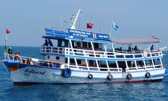 Boat Diving Trips And Courses In Phuket