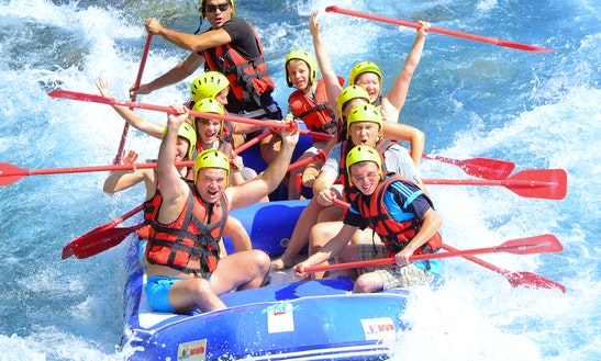 Rafting Trips In Antalya - Turkey