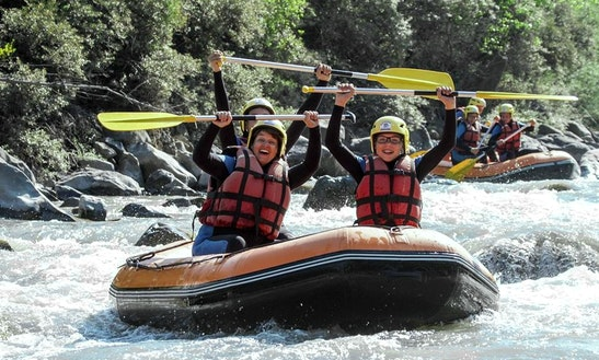 Rafting Trips In Meolans-revel, France