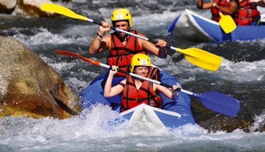Canoe Rental & Trips In Meolans-revel, France