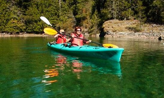 Kayak Rental & Trips In Comox-strathcona J, Canada