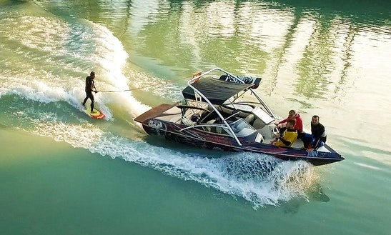 Bowrider  Daily Wakeboarding Trips In Lignano Sabbiadoro