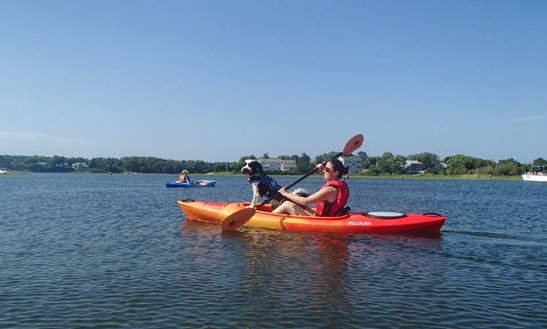 Single Kayak Rental In Dennis Town