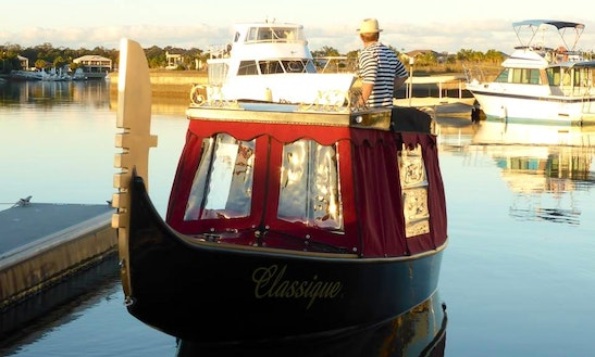 Charter On Canal Boat Cruise From Welsby, Australia