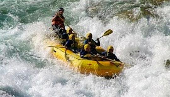 River Kayaking And Rafting Trips In Sort, Spain
