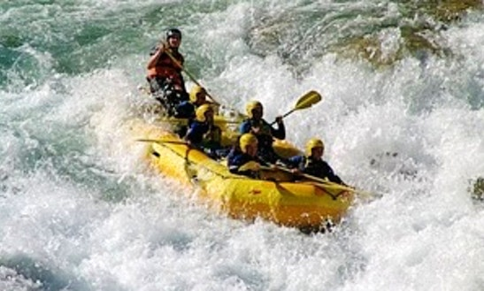 River Kayaking And Rafting Trips In Sort, Spain