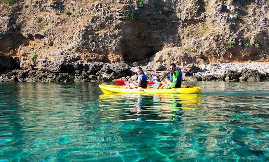 Kayaking Activities In Illes Balears, Spain