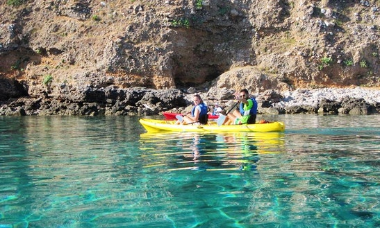 Tandem Kayak Rental & Courses In Illes Balears, Spain