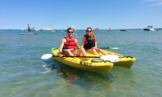 Single Kayak Rental,tours & Lesson In Port Huron