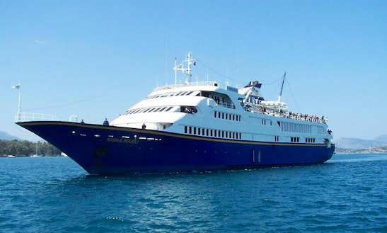 'anna Marou' Cruise Trips & Private Charter In Greece