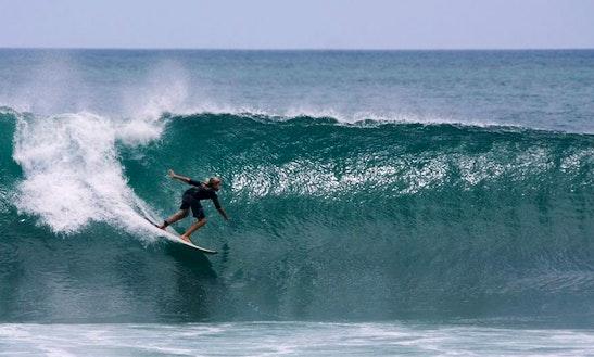 Surfing Adventure Tour In Nicaragua