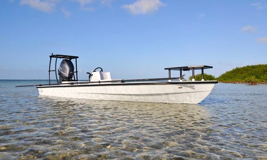 Center Console Fishing Trips In Tavernier, Florida