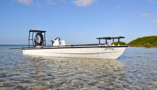 Center Console Fishing Trips In Tavernier, Florida