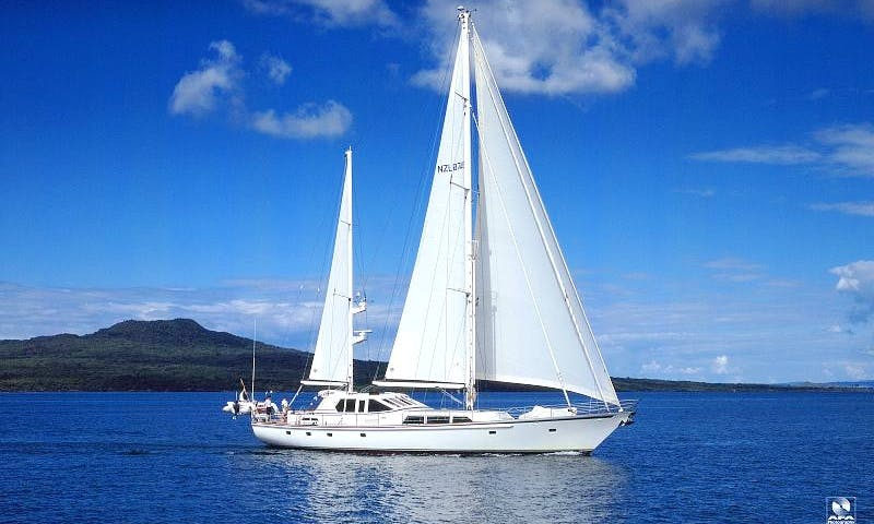 102' Sailing Ketch In Picton