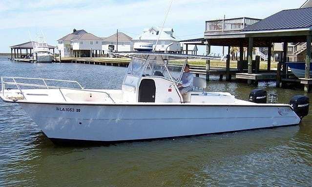32' Center Console Twin Vee Catamaran In Louisiana, United States