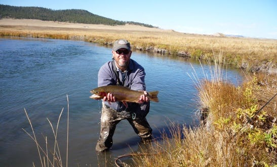 Fly Fishing Clinic In Englewood, Colorado