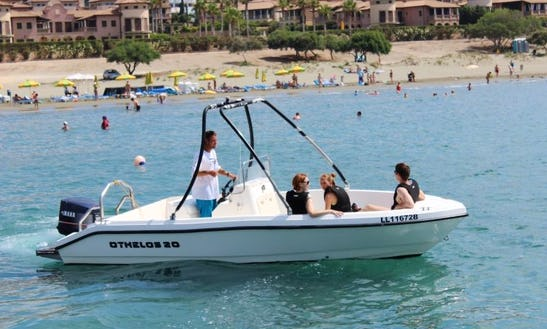 Othelos 200hp Rental In Cyprus
