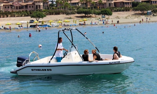 Othelos 200hp Rental In Cyprus