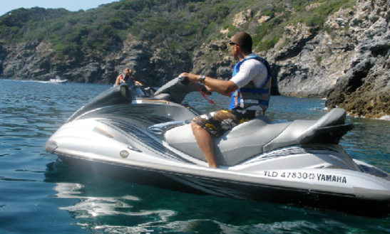 Jet Ski Rental In Hyeres, France