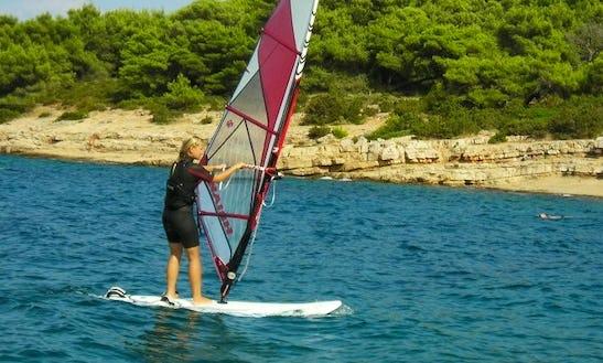 Windsurfing Lessons In Vrboska