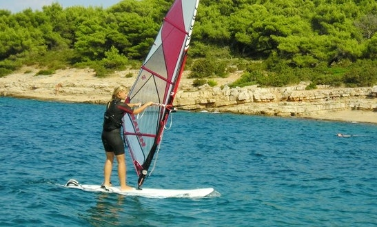 Windsurfing Lessons In Vrboska