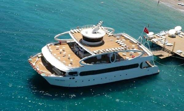 Catamaran Cruising Tour in Antalya