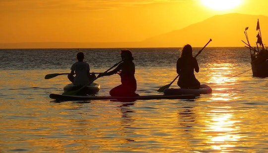 Stand Up Paddleboard Rental In Tp. Phan Thiết